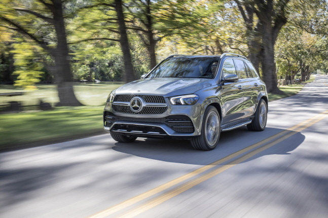 더 뉴 메르세데스-벤츠 GLE(The new Mercedes-Benz GLE)ⓒ메르세데스-벤츠 코리아