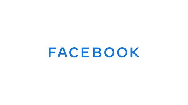 페이스북의 새 기업 로고.ⓒ페이스북