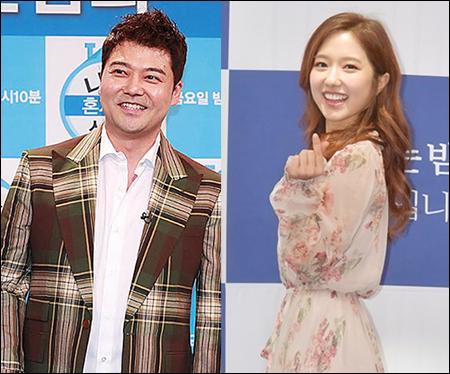 전현무와 이혜성 KBS 아나운서의 열애설이 불거졌다. ⓒ 데일리안 /KBS
