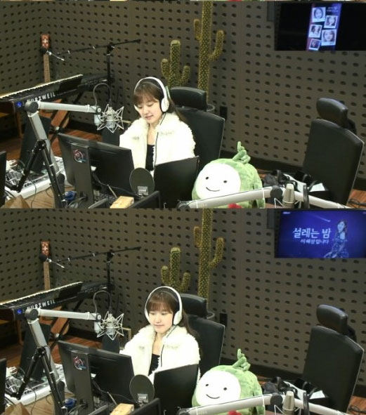 이혜성 KBS 아나운서가 자신이 진행하는 라디오에서 전현무와 열애에 대해 언급했다.방송 캡처