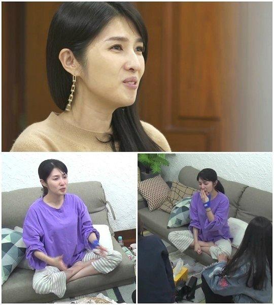 아나운서 출신 방송인 김경란이 방송을 통해 이혼 후 심경을 고백했다.ⓒMBN