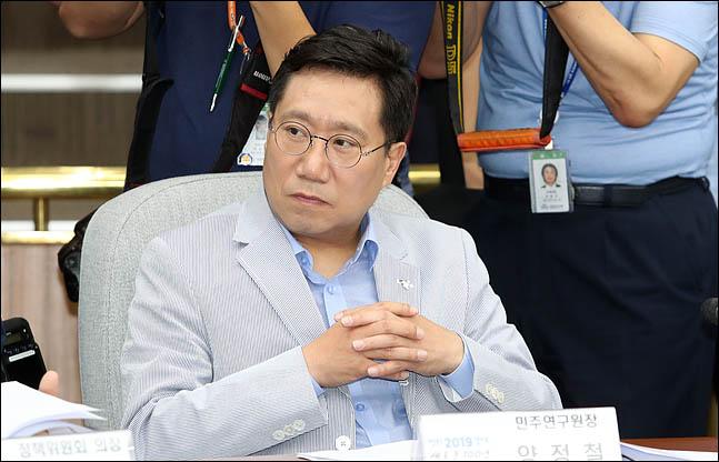 양정철 민주연구원장(자료사진). ⓒ데일리안 박항구 기자
