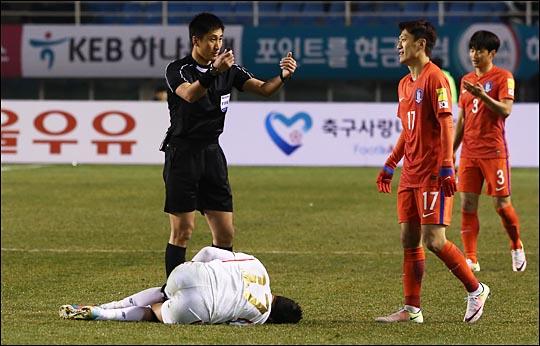 레바논은 지난 2018 러시아 월드컵 최종 예선에서도 한국과 만나 고약한