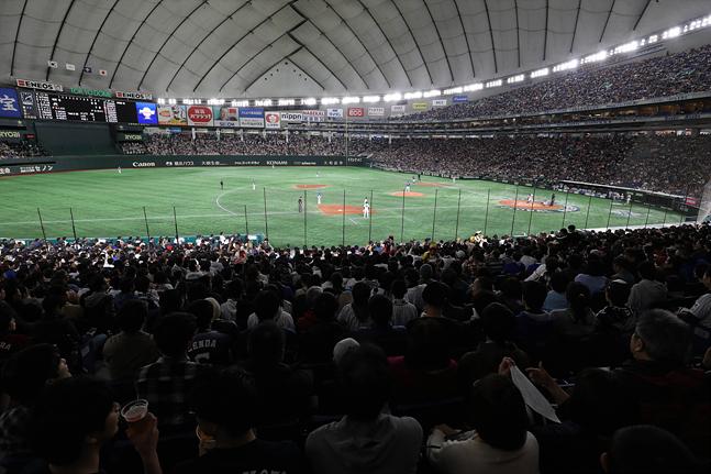 결승 한일전은 17일 오후 7시 도쿄돔서 열린다. ⓒ 데일리안 홍금표 기자