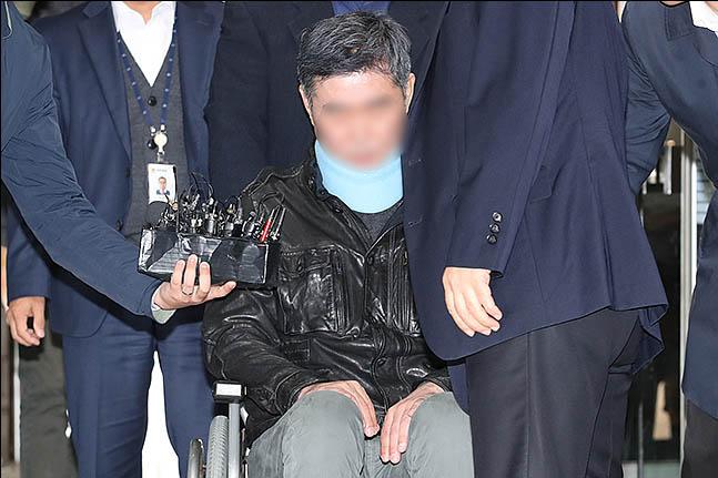 조국 전 법무장관의 동생 조모 씨(구속·자료사진). ⓒ데일리안 류영주 기자