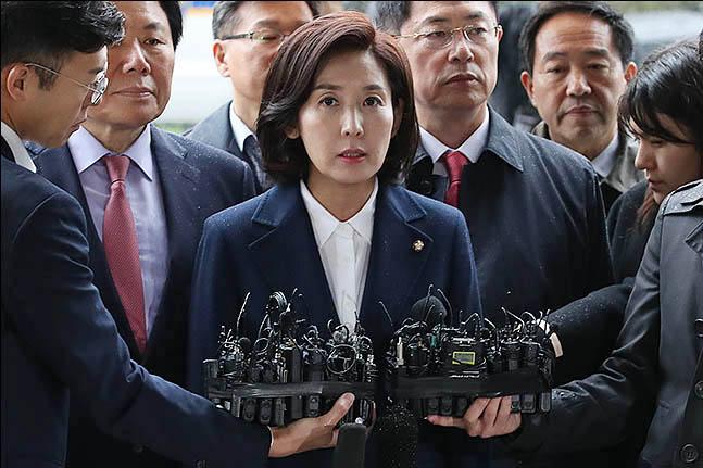 나경원 자유한국당 원내대표(자료사진). ⓒ데일리안 류영주 기자