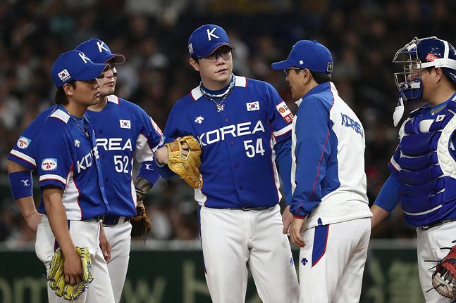 한국 야구를 대표하는 특급 선수들은 몸값에 걸맞은 활약을 보여주지 못했다. ⓒ 데일리안 홍금표 기자