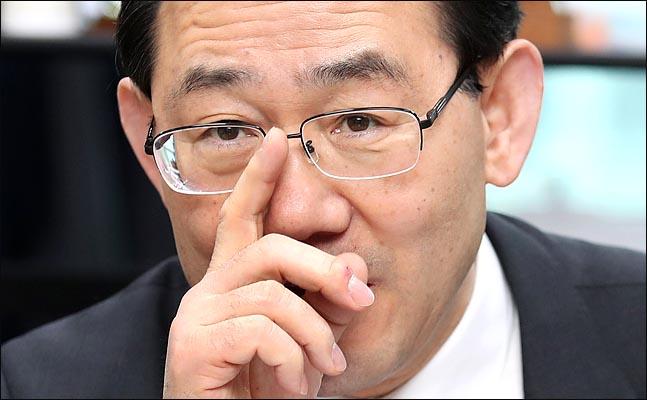 주호영 자유한국당 의원(자료사진). ⓒ데일리안 박항구 기자