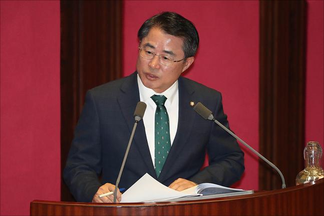 최경환 대안신당 수석대변인(자료사진). ⓒ데일리안 홍금표 기자