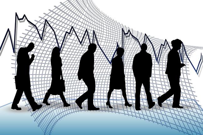 세계적으로 빠르게 퍼지고 있는 디지털화의 바람에 고용 안정성을 둘러싼 금융권의 위기감이 점점 커지고 있다.ⓒ픽사베이