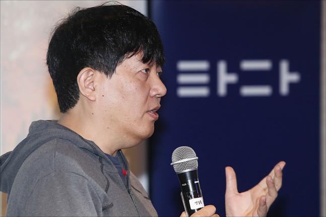 이재웅 쏘카 대표ⓒ데일리안 홍금표 기자