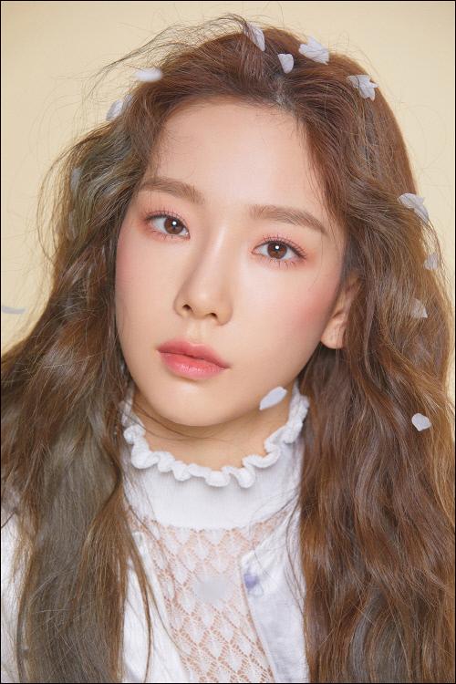 소녀시대 태연이 SM 연습생 출신 홍민지의 발언에 불쾌감을 토로했다. ⓒ SM엔터테인먼트