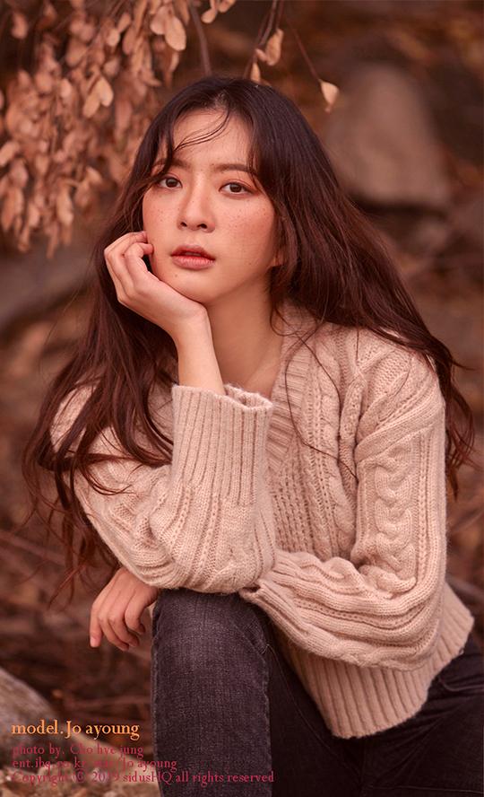 배우 조아영 화보가 공개돼 화제다. ⓒ 싸이더스HQ