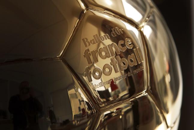 발롱도르 시상식이 3일 프랑스 파리에서 개최된다. ⓒ 뉴시스