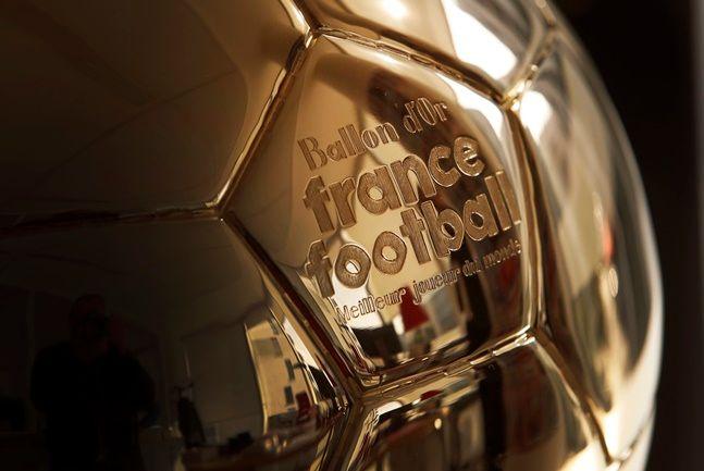 '프랑스 풋볼'이 주관하는 발롱도르는 올해 최고의 축구 선수에게 수여하는 최고의 권위를 자랑하는 상이다.ⓒ 뉴시스
