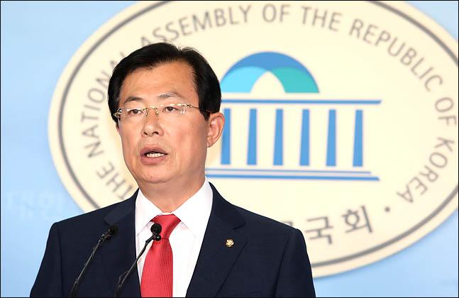 이만희 자유한국당 원내대변인 ⓒ데일리안 박항구 기자