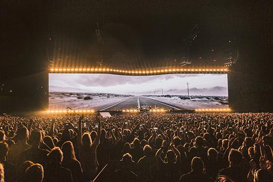 U2 첫 내한공연에 대한 팬들의 기대감이 고조되고 있다. ⓒ Dara Munnis
