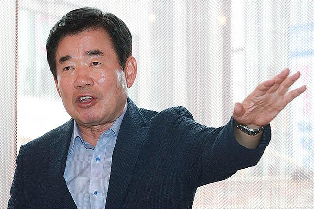 차기 총리 후보자로 거론되는 김진표 더불어민주당 의원 (자료사진) ⓒ데일리안