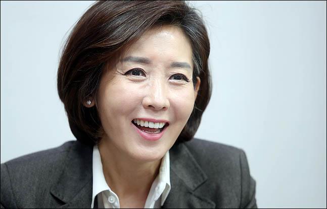 나경원 자유한국당 원내대표. ⓒ데일리안 박항구 기자