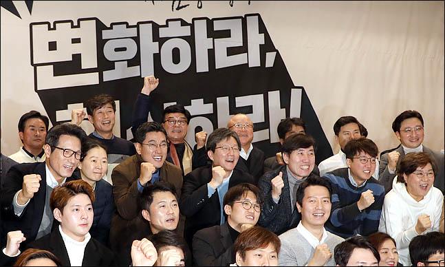 8일 국회 의원회관에서 열린