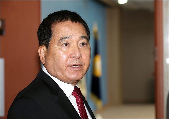 심재철 의원이 자유한국당의 새 원내대표로 선출됐다. ⓒ데일리안 박항구 기자