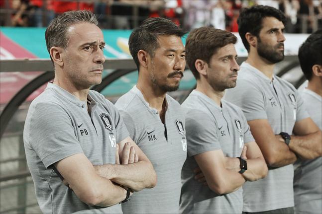 벤투호가 홈에서 열리는 동아시안컵에서 첫 우승 도전에 나선다. ⓒ 데일리안 홍금표 기자