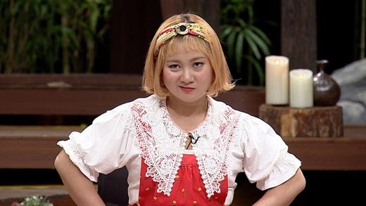 방송인 박나래가 열애설을 부인했다. ⓒ JTBC