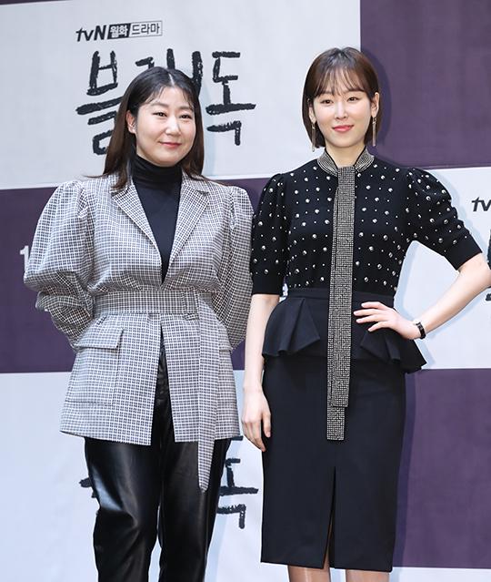 배우 서현진과 라미란이 tvN 새 월화드라마