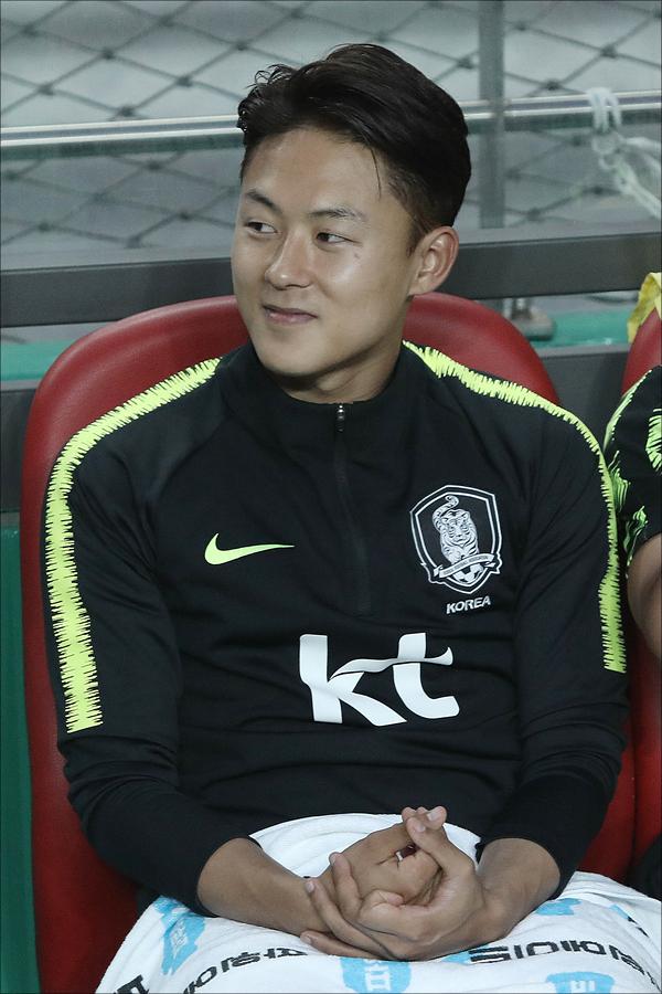 이승우의 데뷔는 이적 넉 달 만에 이뤄졌다. ⓒ 데일리안 홍금표 기자