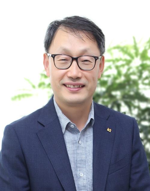 KT 차기 회장으로 내정된 구현모 KT 커스터머&미디어부문장(사장).ⓒKT