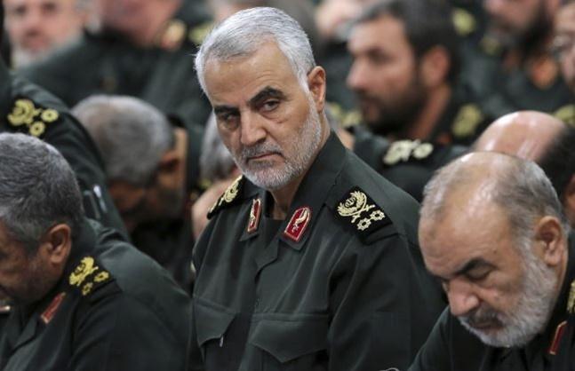 미국의 공습으로 사망한 거셈 솔레이마니 이란 쿠드스군 총사령관. ⓒ연합뉴스