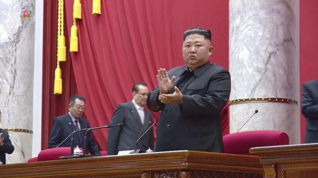 김정은 북한 국무위원장.ⓒ뉴시스