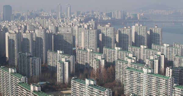 서울의 한 아파트단지 모습. ⓒ뉴시스