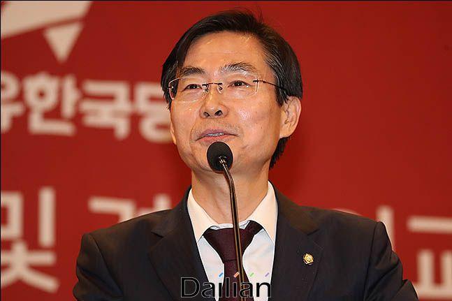 조경태 자유한국당 수석최고위원(자료사진). ⓒ데일리안 류영주 기자