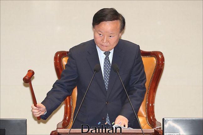 김재원 자유한국당 정책위의장(자료사진). ⓒ데일리안 홍금표 기자