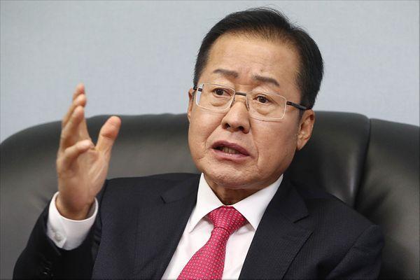 홍준표 자유한국당 전 대표. ⓒ데일리안 홍금표 기자
