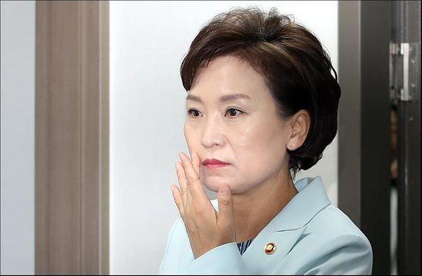 김현미 국토부 장관(자료사진) ⓒ데일리안 박항구 기자