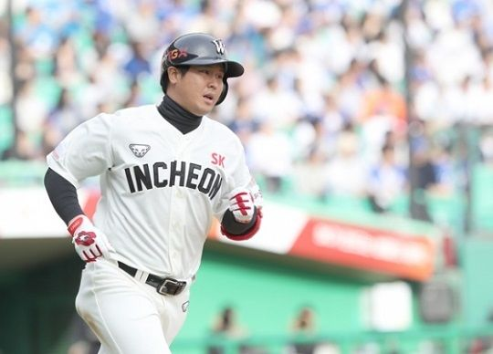 2019년 29홈런 99타점을 기록한 SK 최정 ⓒ SK 와이번스