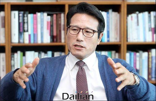 정병국 새로운보수당 인재영입위원장. ⓒ데일리안 박항구 기자