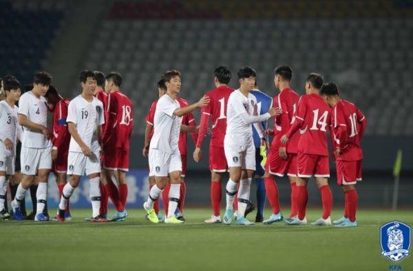 북한 원정을 마친 한국 축구대표팀은 베이징을 경유해 17일 귀국한다. ⓒ 대한축구협회