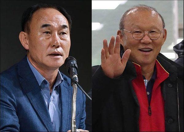 맞대결 성사 여부에 관심이 쏠리고 있는 한국과 베트남. ⓒ 데일리안 류영주 기자