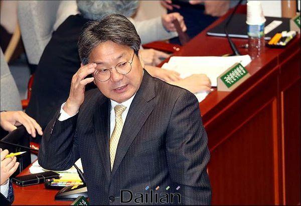 강기정 청와대 정무수석(자료사진) ⓒ데일리안 박항구 기자