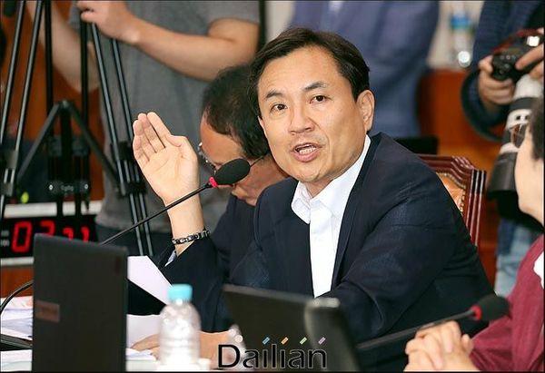 김진태 자유한국당 의원(자료사진). ⓒ데일리안 박항구 기자