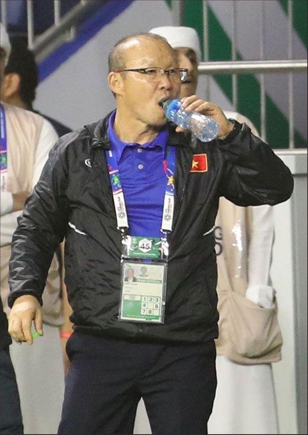 박항서 감독이 이끄는 베트남 축구대표팀은 16일 오후 북한과 조별리그 최종전을 치른다. ⓒ 뉴시스