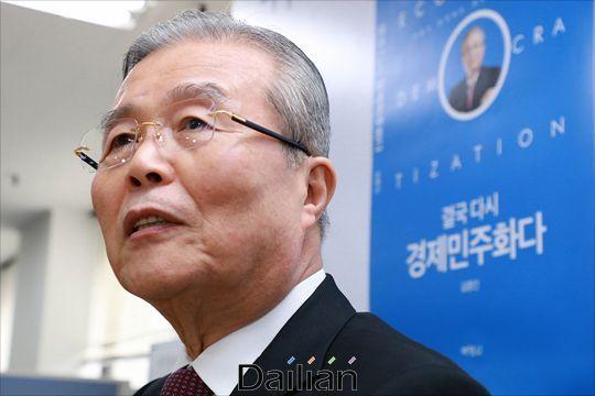 김종인 전 더불어민주당 비상대책위원장. 자료사진. ⓒ데일리안 홍금표 기자