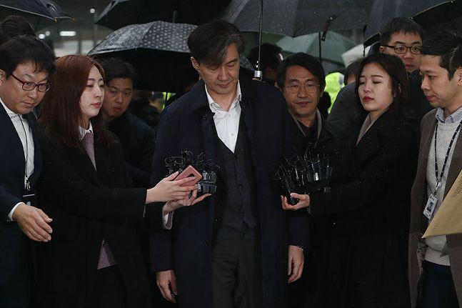 조국 전 법무장관 ⓒ데일리안 홍금표 기자