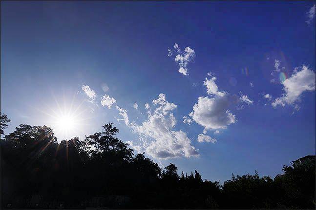 이번 주말에는 포근한 날씨가 예상된다.(자료사진)ⓒ데일리안 류영주 기자