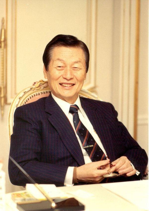 신격호 롯데그룹 명예회장. ⓒ롯데그룹