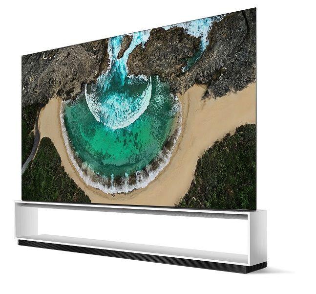LG 시그니처 올레드 8K 제품 이미지.ⓒLG전자