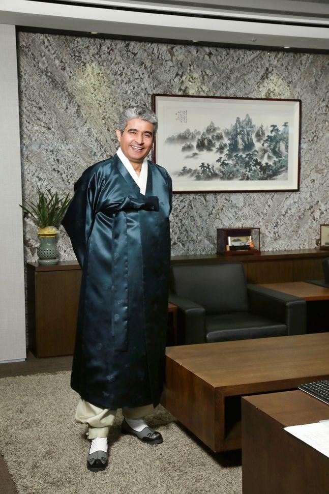 후세인 알 카타니 에쓰오일 최고경영자(CEO).ⓒ에쓰오일